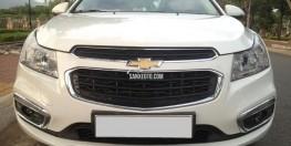 Cần tiền nên bán em Chevrolet Cruze 2016 số tay màu trắng ít đi.