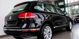 Xe Volkswagen Tuareg nhập khẩu nguyên chiếc