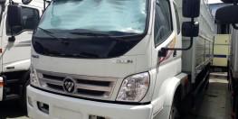 Bán xe tải Thaco 7 tấn, thaco Ollin 700B tại Hải Phòng, hỗ trợ khách hàng mua xe trả góp