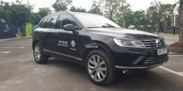 olkswagen Touareg 2016, xe demo cty, đăng ký T4/2017