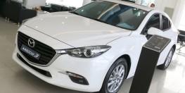 Mazda 3 facelift 2018 thanh toán 190 triệu - lăn bánh
