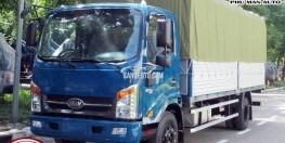 Xe tải nhẹ 1t9 thùng dài 6m.