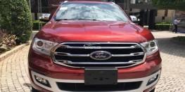 Ford Everest 2018 Dòng SUV Chờ Đợi Nhất Thị Trường