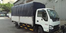 Xe tải Isuzu 2t 2t9 2,9t 2,9 tấn Euro 4 đời 2018 \ Isuzu 2t 2t5 2t4 3t 3t5 5t, trả góp 70-80%, lãi suất 0,75%