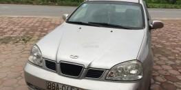 Cần bán xe lacetti 2004