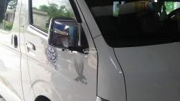 Xe Toyota Hiace 16 chỗ cuối đời 2009