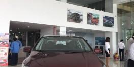 {Đồng Nai} Honda city TOP, màu đỏ giao ngay, tặng 10 triệu phụ kiện, hỗ trợ mua xe trả góp lãi suất cực ưu đãi