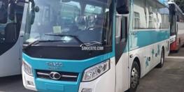 Bán xe Thaco Bus MEADOW 85S đời mới 2018 EURO4