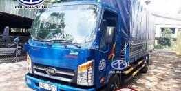 Xe tải 1t9 thùng dài 6m, Hỗ trợ 90%.