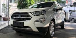 Ford Ecosport 1.5AT Titanium 2018, Vua Đường Phố,Đủ Màu, Giao Xe Ngay|0989857768