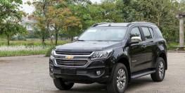Vua bán tải Chevrolet Colorado 2.5L MT 4x2 2018