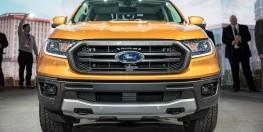 Ford Ranger Bi-Turbo 2.0 phiên bản mới nhất. LH: 0973.904.892