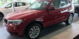 BMW PHÚ MỸ HƯNG - BMW X3 Xdrive20i - MỚI 100% NHẬP KHẨU NGUYÊN CHIẾC