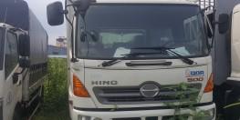 Xe HINO FG8JPSL thùng kín INOX ( 8650 x 2360 x 2250 ) Tải 7.5t + 10%