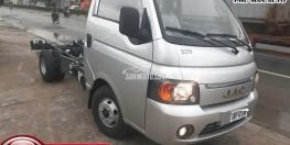 Xe tải JAC 1t25 động cơ dầu giá rẻ tại Miền Nam.