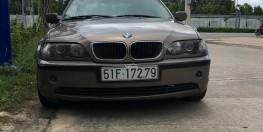 Cần bán xe BMW 3 Series đời 2005, màu xám (cát), nhập khẩu nguyên chiếc, giá 325tr
