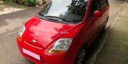 Cần ra đi nhanh em Chevrolet Spark Van 2015 số sàn 2 chỗ màu Đỏ zin cực chất