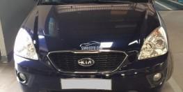 bán Kia Carens tự động 2014 màu xanh rất đẹp