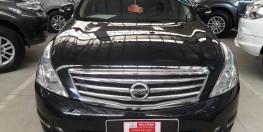 (Hãng) Bán Nissan Teana 2.0 AT, màu đen, nhập khẩu, đời 2010, chạy 72.000 km