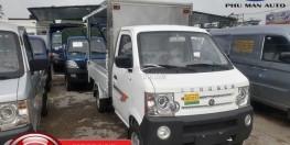 Xe tải Dongben 770kg thùng cánh dơi dài 2m4.