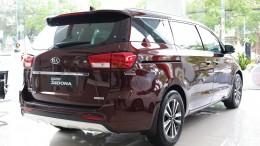 Kia sedona DATH 2018_tặng BHVC,hỗ trợ 90%,giao xe ngay