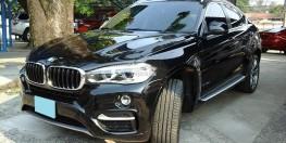 Bán xe BMW X6 đời 2015 máy dầu màu đen nhập Đức