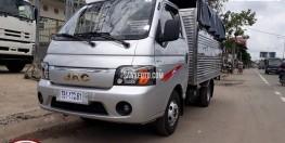 Xe tải nhẹ 1t25 động cơ dầu, tiêu chuẩn Euro 4.