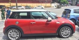 bán em MINI Cooper 2015 màu đỏ 3 cửa nhập khẩu Anh