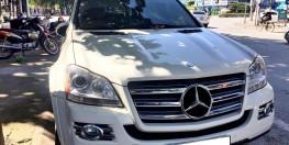 Cần bán xe Mercedes GL550 AMG 2010 màu trắng nhập khẩu Mỹ