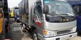 Xe tải JAC 2t4 thùng dài 3m7-Giao xe tận nhà.