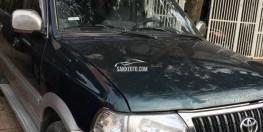Cần bán xe Toyota Zace GL 2005 số sàn màu xanh