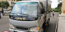 Xe tải 2t4 JAC HFC thùng dài 3m7.