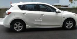 Cần bán gấp lên đời xe. Mazda3S mầu trắng đk 2010, xe chính chủ