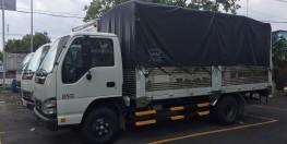 Xe tải Isuzu QKF 1T9, Màu Trắng. sản xuất 2018, Giá rẻ