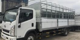 BÁn Xe tải FAW 7.3 tấn thùng mui bạt /Công nghệ Hyundai/ giá tốt/ trả góp 75%