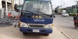 Bán xe Jac 2.4 Tấn/ công nghệ Isuzu Nhật Bản/ hiện đại/ tiết kiệm nhiên liệu/giá cực sốc /Lh 0901 286 077 – Gặp Châu