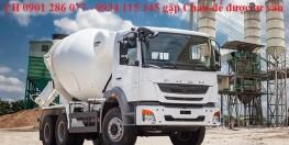 Xe Bồn Trộn Fuso FJ Mixer 2528C RMC +giá cạnh tranh+LH 0901286077 gặp Châu