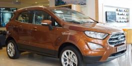 Xe Ford Ecosport 2018 Đủ màu , giao xe ngay trong tháng , khuyến mãi cực tốt