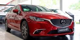 Mazda 6 Giảm Nóng Lên Đến 20 Triệu Đồng + Quà Phụ Kiện , Hỗ Trợ Tốt Nhất 0975.599.318