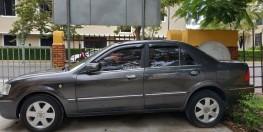Xe ford Ghina 1.8...máy nổ thì thầm, gầm sàn còn 90%...