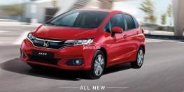 Honda Jazz 10/2018 siêu khuyến mãi hấp dẫn