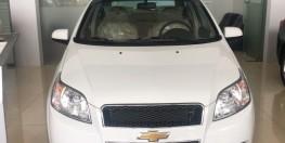Chevrolet Aveo MT 2018 giá chỉ 379 triệu
