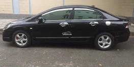 Cần bán xe Honda Civic 1.8AT 2010 màu đen vip