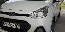 Bán  Hyundai i10 MT2016 nhập khẩu