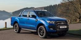 Duy nhất 2 con Ford Ranger Trắng -Cam giao liền trong tháng- Giá sàn + nhiều khuyến mãi