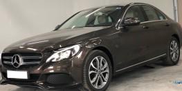 Chuyên XE Mercedes C200 Nâu Lướt 300KM  Chính Hãng, Hotline:0908784875