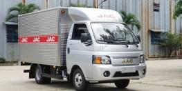Xe tải 1,25 tấn, giá rẻ, tăng phí trước bạ