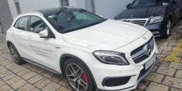 Chuyên Xe Mercedes GLA45 Trắng Nhập khẩu, động cơ AMG Hotline:0908784875
