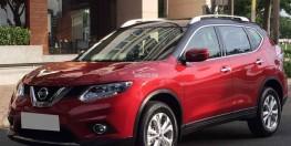 Bán gấp Nissan X Trail 2.0 tự động màu đỏ sx 2017 xe đẹp như mới.
