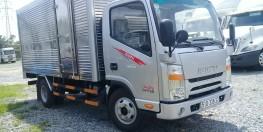 Xe tải thùng kín 3,4M Máy ISUZU 2.8L